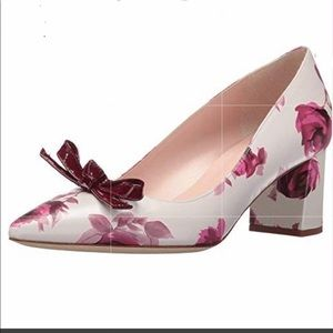 "Kate Spade Madelaine 2"" block heel"